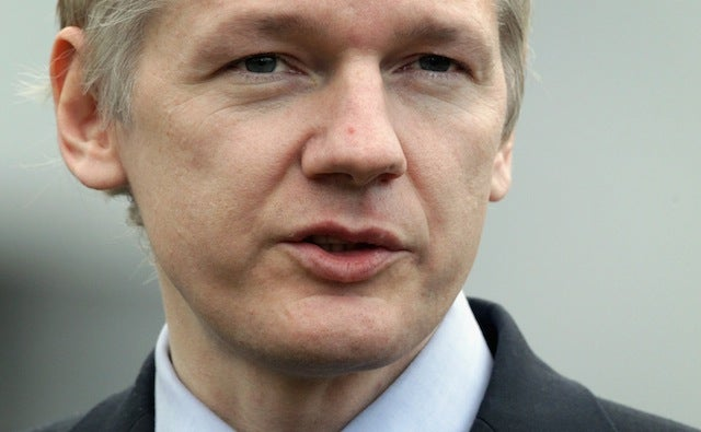 How Much Would You Pay For A Date With Julian Assange?