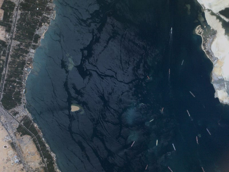 Behold, A Fresh Collection of Free-to-Use Satellite Images