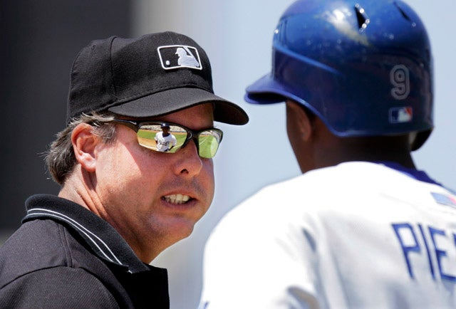 Better Know An Umpire: Tim Timmons