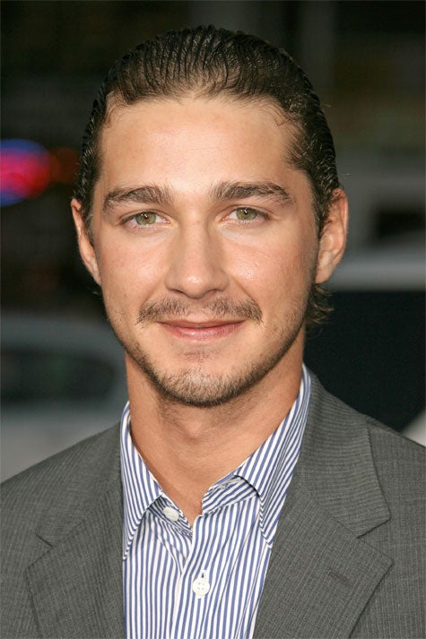 'Next Big Thing' Shia LeBeouf's Red Carpet Look: Not Hot
