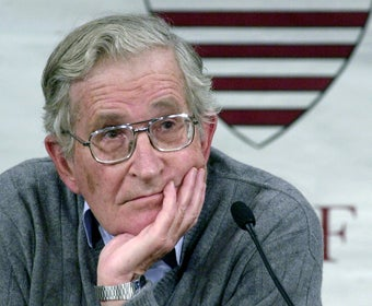 Noam Chomsky Denied Entry to Israel