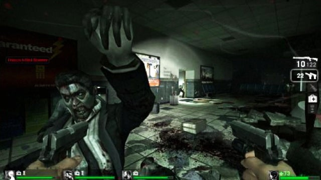 This Left 4 Dead Screen Looks Awesome on the 3DS