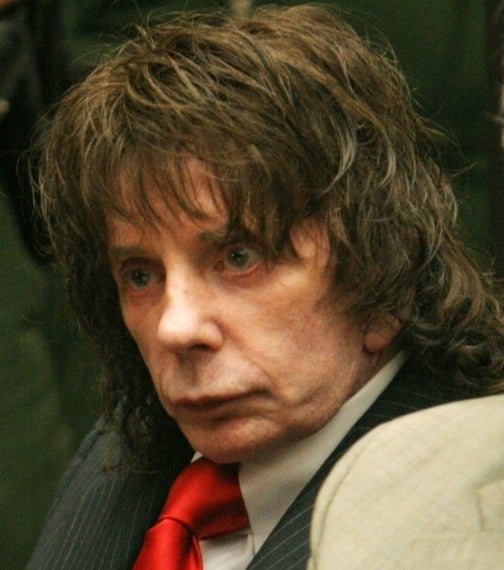 Phil Spector Sentenced to 19 Years for Murder