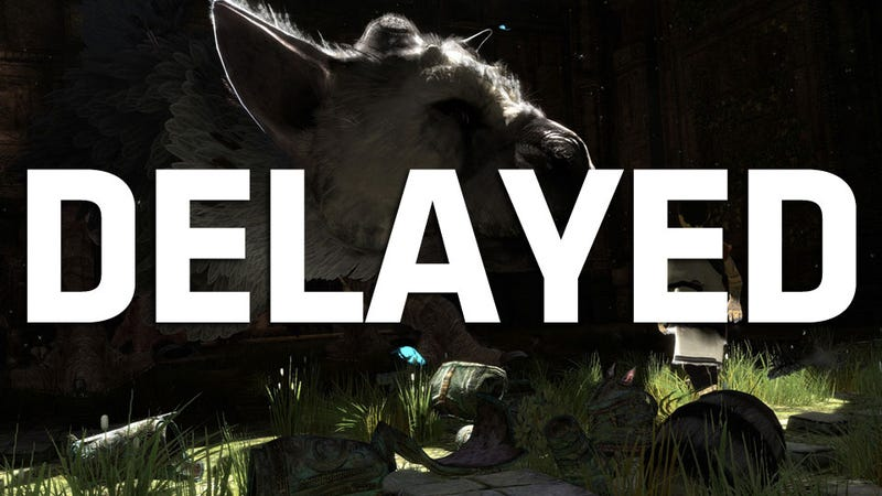 The Last Guardian, Ico & Shadow Of The Colossus Have All Been Delayed