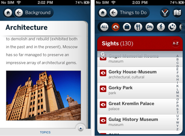 13 Lonely Planet European City Guide iPhone Apps Are Free Right Now