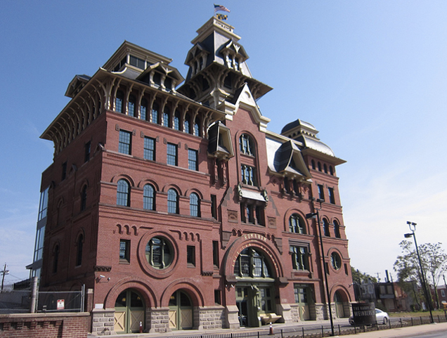 Beer Architecture 9 Classic American Breweries