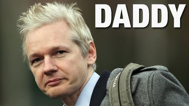 Julian Assange Has at Least Four Love Children