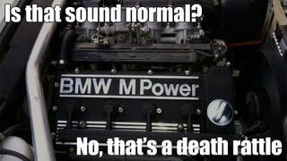 My E30 M3 Nightmare