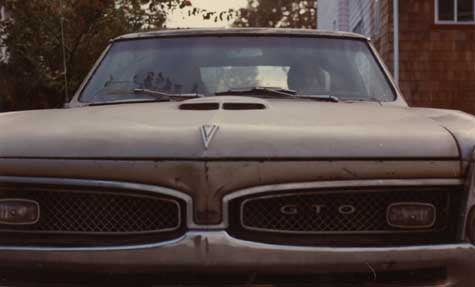 What Was Your First Pontiac?