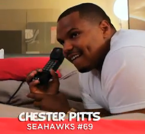 Chester Pitts Hesitated Before Calling Roger Goodell A Douche