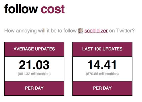Robert Scoble, please get back to work Twittering