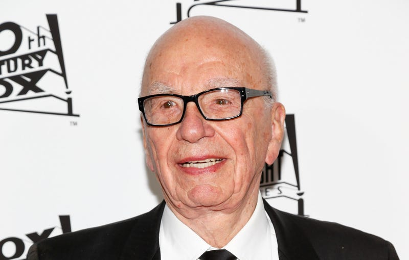 Who is Rupert Murdoch's Mystery Massage Therapist Girlfriend?