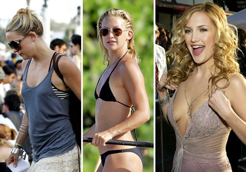 An Investigation into Kate Hudson's Maybe-Fake Breasts