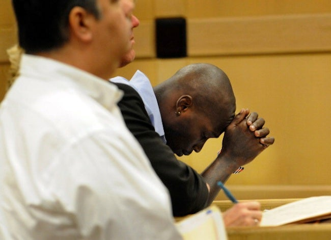 Chad Johnson Gets Out Of Jail, Claims To Be Losing $46,000 A Month