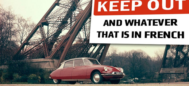 Paris' Ban On Half Its Cars Is Done After One Day, Because Fuck It