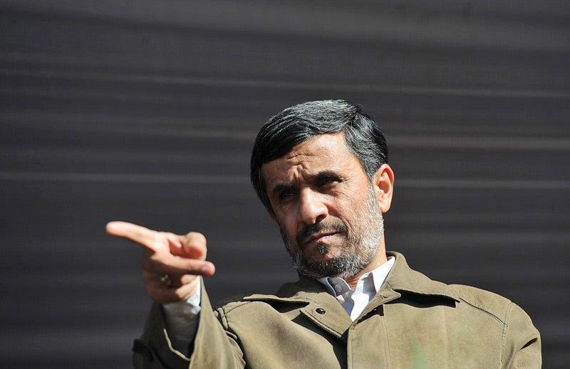 Iran Calls Wikileaks Dump... an American Plot!