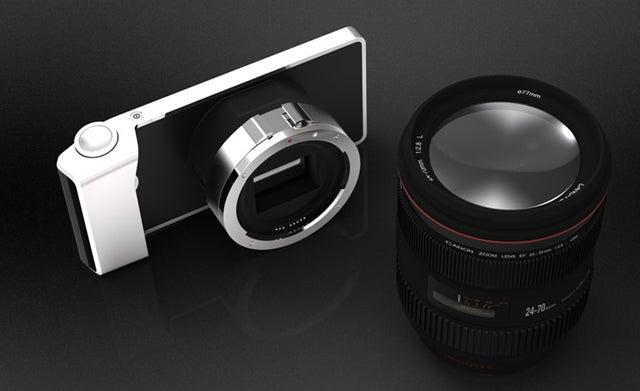 Camera Futura Concept Gallery