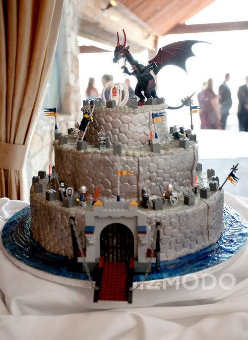 Lego Wedding Cake Gallery