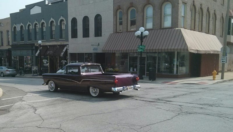 Quick Shot 57 Ranchero