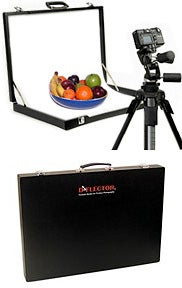 D-Flector: Photography Studio in a Suitcase