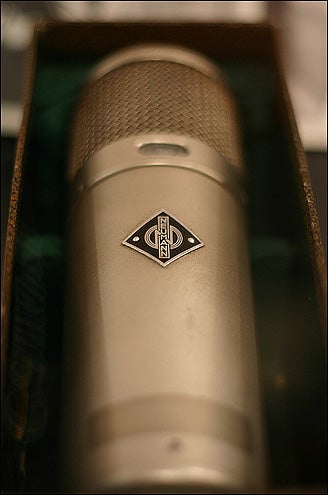 The Neumann Microphone: Approved By the Beatles and Hitler
