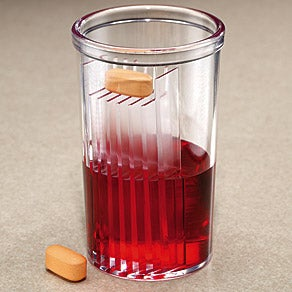 Pill Takers Cup