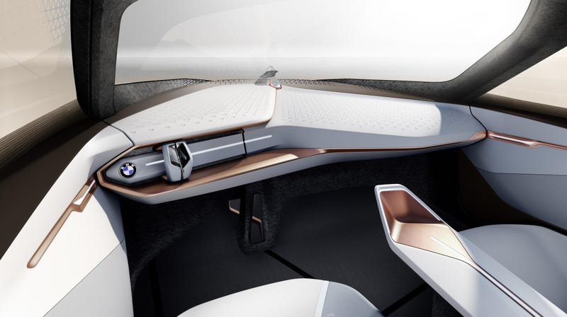 BMW's Vision Next 100 Is A Wild Shapeshifter From The 22nd Century