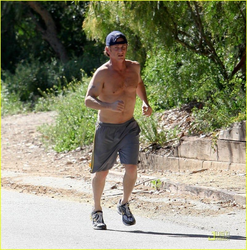 Jog Angry With Sean Penn And Company