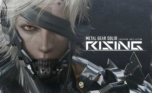 Sony Expects Metal Gear Solid Rising On PS3 At Launch