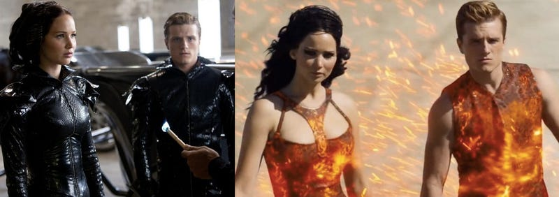 How Catching Fire Fixed All the Worst Mistakes The Hunger Games Made