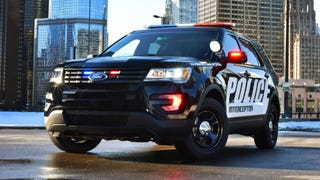 What The Police-Spec 2016 Ford Explorer Has That Your Mom's Doesn't