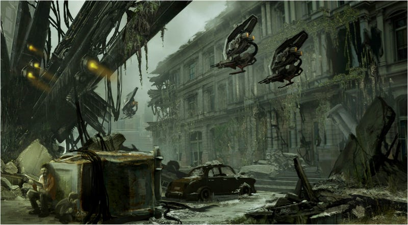 Resistance 3 Wishes You Were Here