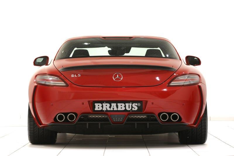 BRABUS WIDESTAR Mercedes SLS AMG