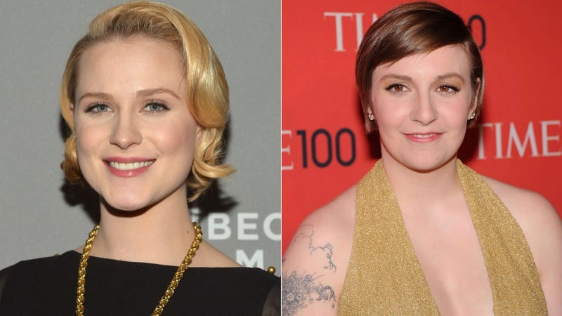 Evan Rachel Wood and Lena Dunham Offended by Lone Ranger's Tonto