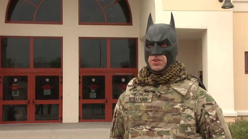 The Weird U.S. Government Projects That Have Been Named BATMAN