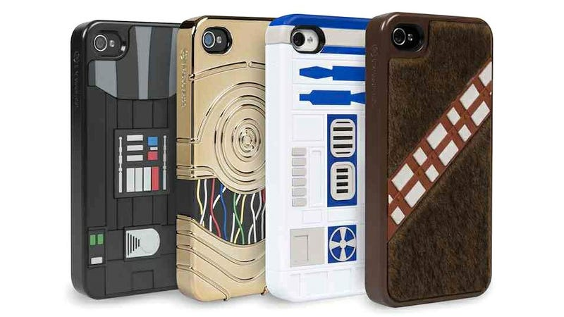 There's Finally a Wookiee iPhone Case To Match Your Awesome Chewbacca Hoodie