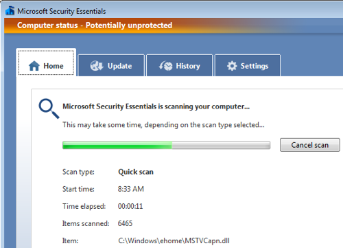 Microsoft Security Essentials Free Antivirus App Leaves Beta