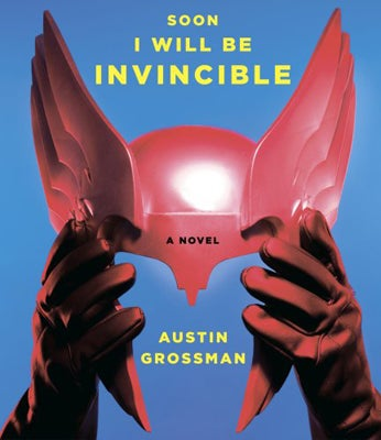 Superhero Fiction: The Next Big Thing?