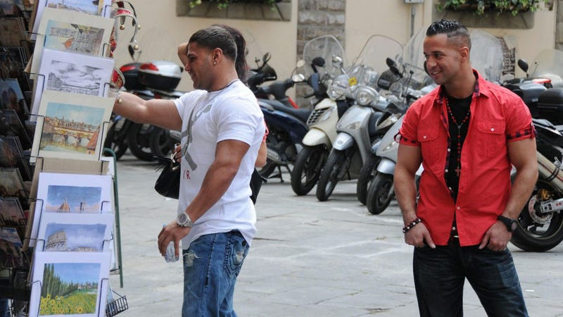 Jersey Shore's Situation and Ronnie Brawl in Florence