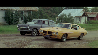 Because Chuck007 reminded me of another yellow V8 movie car...