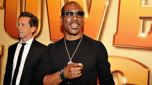 Do the Oscars Need to Fire Eddie Murphy for Saying 'Fag' Too?