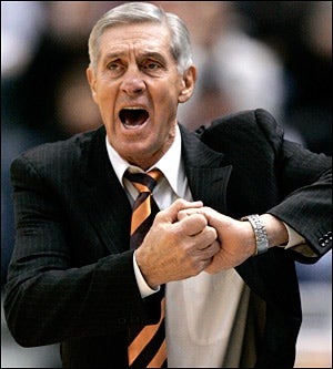 Careful, Jazz Players. Jerry Sloan Is Monitoring Your Facebook Status Updates.