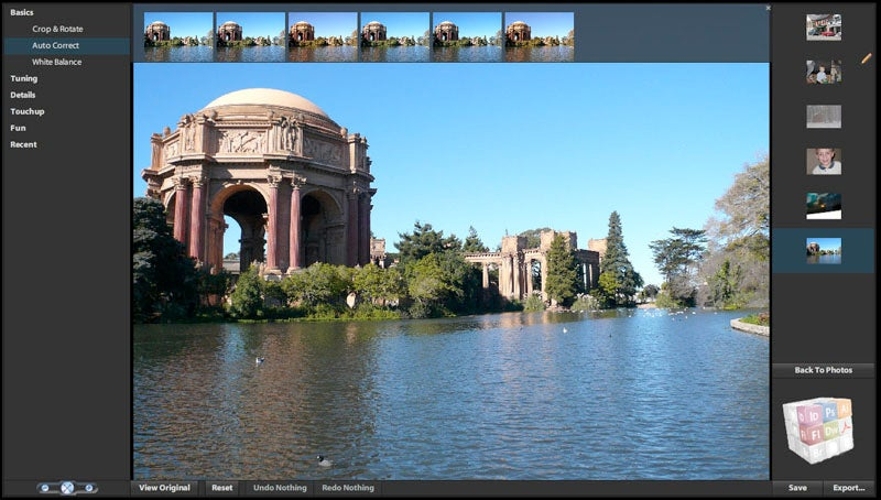 Photoshop Goes Online and Free