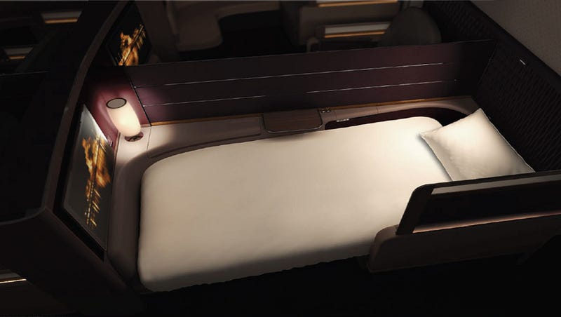 Qatar Airways New First Class Is Probably Nicer Than Where You Live