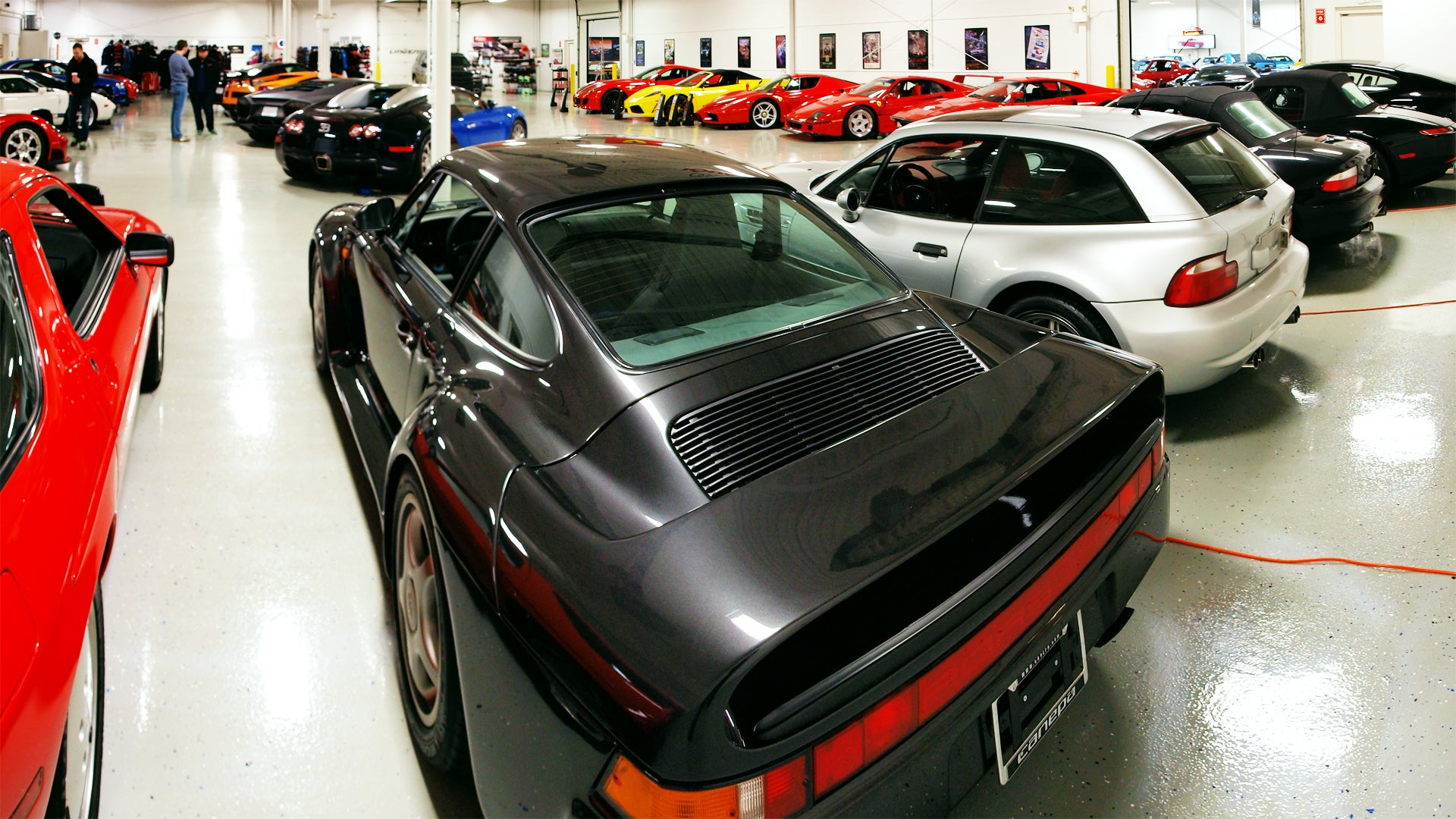 Private Car Collection : Inside ken lingenfelter s perfectly ridiculous private car