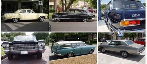 More Old Cars Than You Ever Believed Possible Down On The Tampa Street