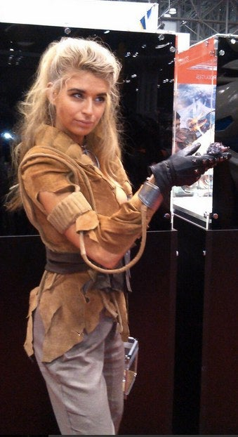 The Absolute Best Cosplay From New York Comic-Con 2013