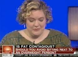A Fat Woman's Tale Of Woe