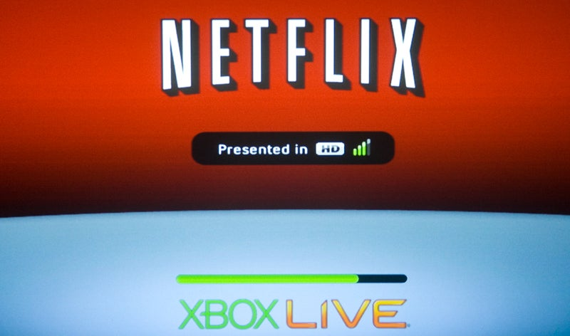Netflix HD Impressions, On Xbox 360