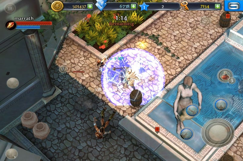Mobile Gaming's Diablo Gets a Threequel with Dungeon Hunter III